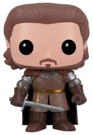 Figurine Funko Pop Game of Thrones #08 Robb Stark