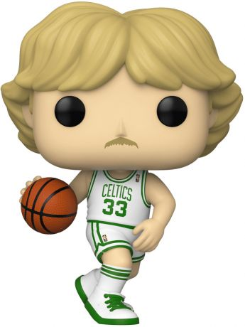 Figurine Funko Pop NBA #77 Larry Bird (Celtics home)