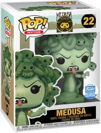 Figurine Funko Pop Mythes et Légendes #22 Méduse