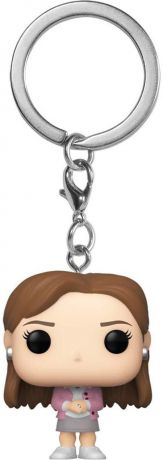 Figurine Funko Pop The Office #00 Pam Beesly - Porte-clés