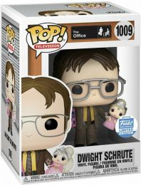 Figurine Funko Pop The Office #1009 Dwight Tenant Poupée