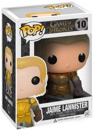 Figurine Funko Pop Game of Thrones 3091 - Jaime Lannister (10) pas chère