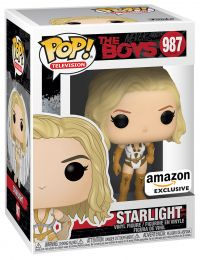 Figurine Funko Pop The Boys #987 Stella en Costume