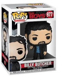 Figurine Funko Pop The Boys #977 Billy Butcher