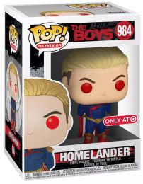 Figurine Funko Pop The Boys #984 Le protecteur