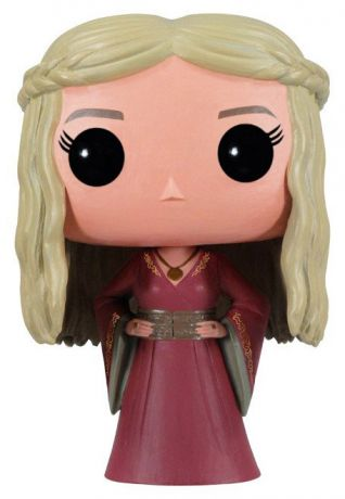 Figurine Funko Pop Game of Thrones #11 Cersei Lannister