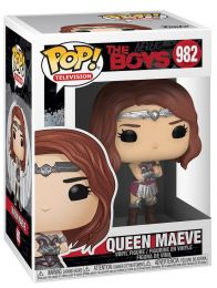 Figurine Funko Pop The Boys #982 Queen Maeve