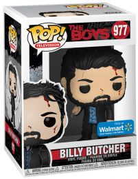 Figurine Funko Pop The Boys #977 Billy Butcher - Bloody