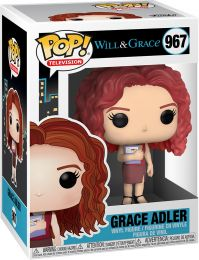 Figurine Funko Pop Will et Grace #967 Grace Adler