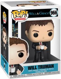 Figurine Funko Pop Will et Grace #966 Will Truman