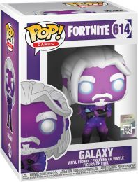 Figurine Funko Pop Fortnite #614 Galaxy