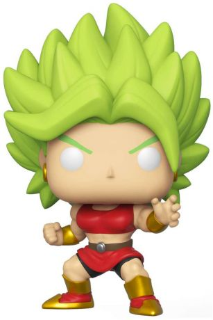 Figurine Funko Pop Dragon Ball #815 Super Saiyan Kale (DBS)