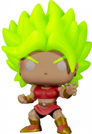 Figurine Funko Pop Dragon Ball #815 Super Saiyan Kale - Brillant dans le noir [Chase] (DBS)