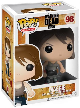 Figurine Funko Pop The Walking Dead #98 Maggie