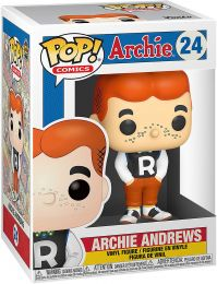 Figurine Funko Pop Archie Comics #24 Archie Andrews