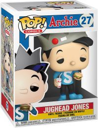 Figurine Funko Pop Archie Comics #27 Jughead Jones
