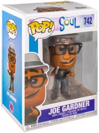Figurine Funko Pop Soul [Disney] #742 Joe Gardner