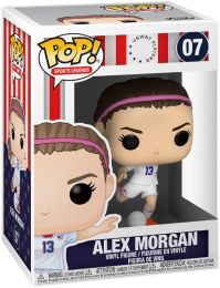 Figurine Funko Pop Légendes Sportives  #7 Alex Morgan