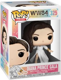 Figurine Funko Pop Wonder Woman 1984 - WW84 #325 Diana Prince Gala