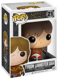 Figurine Funko Pop Game of Thrones 3779 - Tyrion Lannister - En armure (21) pas chère