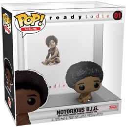 Figurine Funko Pop Notorious B.I.G #1 Notorious B.I.G