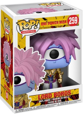 Figurine Funko Pop One Punch Man #259 Lord Boros