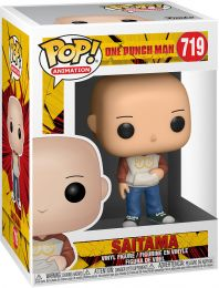 Figurine Funko Pop One Punch Man #719 Saitama