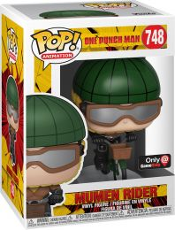 Figurine Funko Pop One Punch Man #748 Mumen Rider