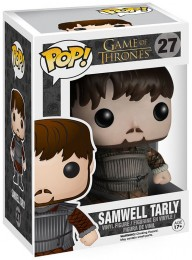 Figurine Funko Pop Game of Thrones 4074 - Samwell Tarly (27) pas chère