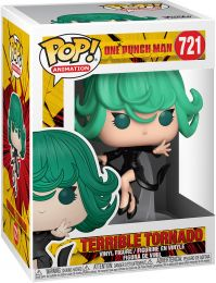 Figurine Funko Pop One Punch Man #721 Terrible Tornado