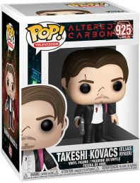 Figurine Funko Pop Altered Carbon #925 Takeshi Kovacs (Elias Ryker)