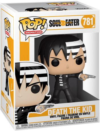Figurine Funko Pop Soul Eater #781 Death the Kid