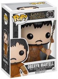 Figurine Funko Pop Game of Thrones 5071 - Oberyn Martell (30) pas chère