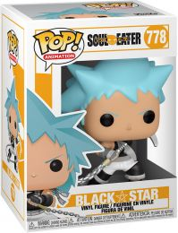 Figurine Funko Pop Soul Eater #778 Black Star