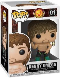 Figurine Funko Pop Bullet Club #1 Kenny Omega