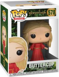 Figurine Funko Pop Princess Bride #578 Bouton d'Or
