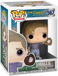 Figurine Funko Pop Le Gang des champions #567 Scotty Smalls