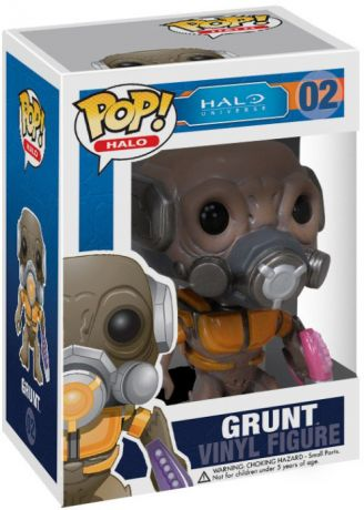 Figurine Funko Pop Halo #02 Grunt