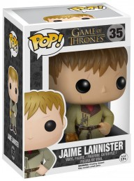 Figurine Funko Pop Game of Thrones #35 Jaime Lannister - Main en or