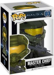 Figurine Funko Pop Halo #3 Master Chief