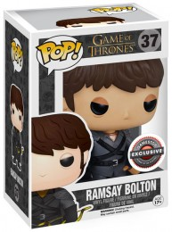 Figurine Funko Pop Game of Thrones 6460 - Ramsay Bolton (37) pas chère
