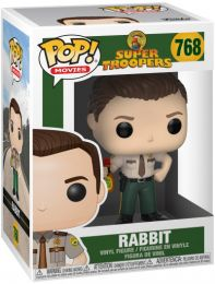 Figurine Funko Pop Superpatrouille #768 Rabbit