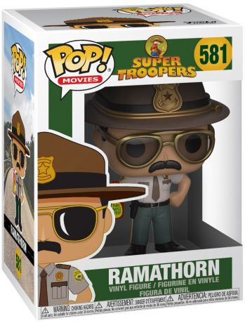 Figurine Funko Pop Superpatrouille #581 Ramathorn