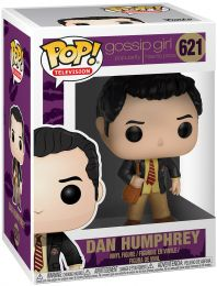 Figurine Funko Pop Gossip Girl #621 Dan Humphrey