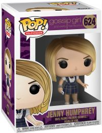 Figurine Funko Pop Gossip Girl #624 Jenny Humphrey