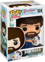 Figurine Funko Pop Bob Ross #524 Bob Ross