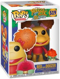 Figurine Funko Pop Fraggle Rock #519 Red avec Doozer