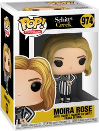 Figurine Funko Pop Bienvenue à Schitt's Creek #974 Moira Rose