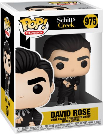 Figurine Funko Pop Bienvenue à Schitt's Creek #975 David Rose