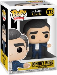 Figurine Funko Pop Bienvenue à Schitt's Creek #973 Johnny Rose